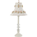 Roses on Vine Lamp ,