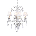 4 Arm Valentino Chandelier, Nursery Lighting | Kids Floor Lamps | ABaby.com