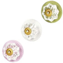 Circle Knobs, Glass Furniture Knobs | Glass Pulls And Knobs | ABaby.com