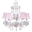 Flower Garden Chandelier, Nursery Lighting | Kids Floor Lamps | ABaby.com