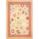 Hearts & Flowers Rug, Butterfly Nursery Decor | Butterfly Wall Decals | ABaby.com