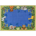 Jungle Friends Rug, Kids Playroom Area Rugs | Bedroom Rugs | Carpet | aBaby.com