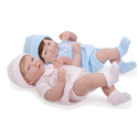 Cuddly Realistic Newborn Twins, Baby Doll Furniture Sets | Baby Doll Cradle | ABaby.com