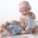 My Precious Twin Baby Dolls, Baby Doll Furniture Sets | Baby Doll Cradle | ABaby.com