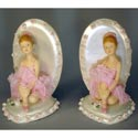 Ballerina Bookends, Baby Bookends | Childrens Bookends | Bookends For Kids | ABaby.com