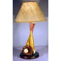 Baseball Table Lamp,