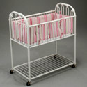 Classic Iron Hospital Cradle