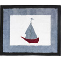 Come Sail Away Rug, Novelty Rugs | Cheap Personalized Area Rugs | ABaby.com