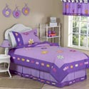 Daniella's Daisy Twin/Full Bedding Set, Twin Bed Bedding | Girls Twin Bedding | ABaby.com