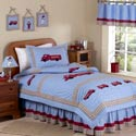 Fire Truck Twin/Full Bedding Set, Girls & Boys Twin Bedding Sets | Bed Sheets | Comforters| aBaby.com