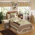 Jungle Adventures Twin Bedding Set