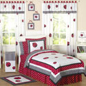 Little Ladybug Twin Bedding Set, Frogs And Bugs Themed Bedding | Baby Bedding | ABaby.com