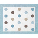 Modern Polka Dot Rug, Novelty Rugs | Cheap Personalized Area Rugs | ABaby.com