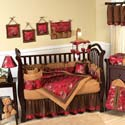 Oriental Garden Crib Bedding Set, Baby Girl Crib Bedding | Girl Crib Bedding Sets | ABaby.com