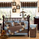 Soho Crib Bedding Set, Boy Crib Bedding | Baby Crib Bedding For Boys | ABaby.com