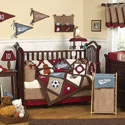 All Star Sports Crib Bedding, Themed Bedding | Theme Bedding For Crib | Nursery Bedding Themes