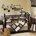 Animal Safari Crib Bedding, African Safari Themed Bedding | Baby Bedding | ABaby.com
