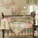 Annabel Crib Bedding, Baby Girl Crib Bedding | Girl Crib Bedding Sets | ABaby.com