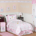 Ballerina Twin/Full Bedding, Prima ballerina Themed Nursery | Girls ballerina Bedding | ABaby.com