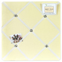 Bumble Bee Memo Board, Kids Bedroom Decor | Clocks | Baby Picture Frames | ABaby.com