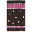 Cowgirl Shower Curtain, Kids Shower Curtains | Shower Curtain | ABaby.com
