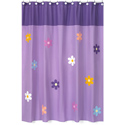 Daniella's Daisy Shower Curtain, Kids Shower Curtains | Shower Curtain | ABaby.com