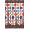 Deco Dot Shower Curtain, Kids Shower Curtains | Shower Curtain | ABaby.com