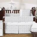 Diamond Crib Bedding Collection, Gender Neutral Baby Bedding | Neutral Crib Bedding | ABaby.com