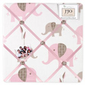 Elephant Memo Board, Kids Bedroom Decor | Clocks | Baby Picture Frames | ABaby.com