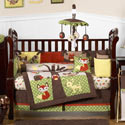 Forest Friends Crib Bedding, Gender Neutral Baby Bedding | Neutral Crib Bedding | ABaby.com