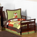 Forest Friends Toddler Bedding, Toddler Bedding Sets For Boys | Toddler Bed Sets | ABaby.com