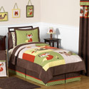 Forest Friends Twin/Full Bedding, Boys Twin Bedding | Twin Bedding Sets | ABaby.com