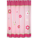 Fantastic Flower Shower Curtain, Kids Shower Curtains | Shower Curtain | ABaby.com