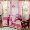 Fantastic Flower Toddler Bedding, Girls Toddler Bedding Sets | Little Girl Bedding | Baby