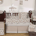 Giraffe Crib Bedding Collection, Baby Girl Crib Bedding | Girl Crib Bedding Sets | ABaby.com