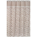 Giraffe Shower Curtain, Kids Shower Curtains | Shower Curtain | ABaby.com