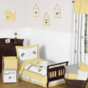 Honey Bee Toddler Bedding Set, Girls Toddler Bedding Sets | Little Girl Bedding | Baby