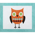 Hooty Floor Rug, Novelty Rugs | Cheap Personalized Area Rugs | ABaby.com