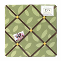 Jungle Time Memo Board, Kids Bedroom Decor | Clocks | Baby Picture Frames | ABaby.com
