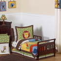 Jungle Time Toddler Bedding, African Safari Themed Bedding | Baby Bedding | ABaby.com