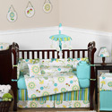 Layla Crib Bedding Collection, Crib Comforters |  Ballerina Crib Bedding | ABaby.com