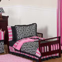 Madison Toddler Bedding, Girl Toddler Bedding Sets | Toddler Girl Bedding | ABaby.com