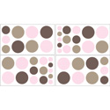 Mod Dots Wall Decal, Kids Wall Decals | Baby Room Wall Decals | Ababy.com