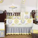Mod Garden Crib Bedding Collection, Baby Girl Crib Bedding | Girl Crib Bedding Sets | ABaby.com
