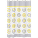 Mod Garden Shower Curtain, Kids Shower Curtains | Shower Curtain | ABaby.com