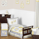 Mod Garden Toddler Bedding Set, Girls Toddler Bedding Sets | Little Girl Bedding | Baby