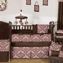 Nicole Crib Bedding Collection, Baby Girl Crib Bedding | Girl Crib Bedding Sets | ABaby.com