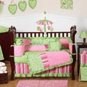 Olivia Crib Bedding Set, Baby Girl Crib Bedding | Girl Crib Bedding Sets | ABaby.com