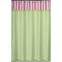 Olivia Shower Curtain, Kids Shower Curtains | Shower Curtain | ABaby.com