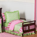 Olivia Toddler Bedding, Toddler Train Bedding | Unique Toddler Bedding | ABaby.com